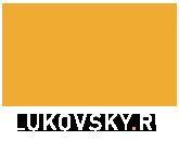 Диктор Александр Луковский Логотип
